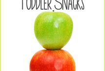 Toddler Snack/Meal Ideas