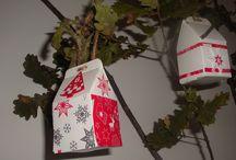 Tuto DIY - Calendrier de l'Avent - Ma Chambre d'Enfant / A un mois de Noël et à quelques jours du 1er Décembre, nous vous proposons  une idée de Tuto DIY pour créer son propre Calendrier de l'Avent !  Ce Tuto a été réalisé par nos soins, on espère qu'il vous plaira :)  Etape par étape, nous vous dévoilerons ici toute la procédure que nous avons suivi !  A nous les Bons Chocolats :p