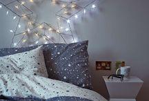 Stars / Motyw gwiazd we wnętrzach.