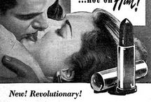 Old Ads / Classic Advertisements from makeup, beauty and grooming