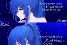 Anime quotes x
