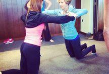Posturas de hipopresivos ejercicios hipopresivos para recuperar la postura / Diferentes posturas o ejercicios de hipopresivos para recuperar la postura y abdomen