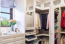 master bed, ensuite & dressing room layout