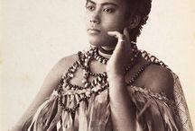 Samoan photos of old - possible relatives