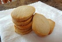 biscoitos sem farinha
