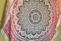 Ombre tapestry