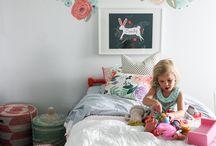 Tween Bedroom Style.