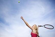 tennis = life  / by Caroline Rainey