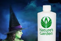 Halloween Scents - Fragrances / Spooky Halloween Fragrance Oils from Natures Garden fragrances. These fragrance oils are typically used to make candles, soap, room scent, cosmetics. #HalloweenScents