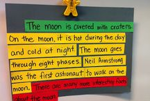 Language Arts ideas / by Ashley Phelps