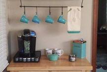 Café sala/cozinha