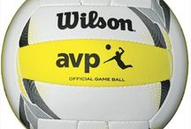 Beach Sports Gear / Gear for beach volleyball, soccer and sand sports.