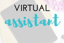 Virtual Assistant Jobs / Learn how to be a virtual assistant so you can work from home. You can find tips to start a virtual assistant business and work from home.