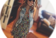 festival outfits / by Lindsey Green