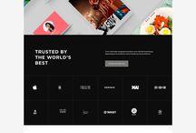 Web Design - Inspiration