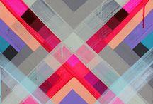 Wallpaper design colour