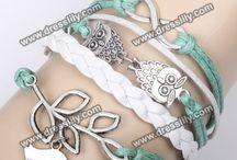 DIY-accesorios / Pulseras, collares, relojes