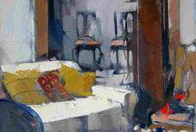 Art Interior and still life .