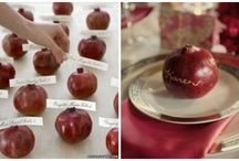 Wedding // Table setting