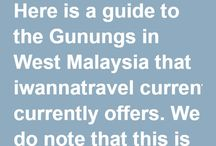 Mountains of Malaysia / This board is a collection of informative articles and captivating images of mountains in Peninsula Malaysia, Sabah and Sarawak. Feel free to share and contribute if you come across any interesting resource.