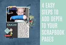scrapbooking tips / by Marlyn Ramirez