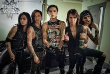 Bands ♥ / I am addicted to music and obsessed with Bands :D