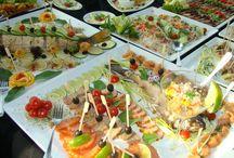 Catering w Mercedes Benz w Sosnowcu. / Akademia Sztuki kulinarnej ANMARK miała, po raz kolejny przyjemność zorganizowania cateringu w mercedes Benz w Sosnowcu.  Sami zobaczcie jak było: