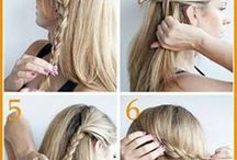 Cute Hairstyles / by Heather Lowe