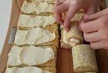 küçük rulo pasta