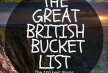 Great British bucket list