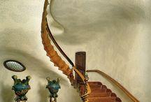 модерн / Secessionsstil, Art nouveau, Jugendstil, Modern style