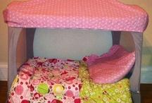 Girls Bedrooms / Letti e camerette per piccole principesse