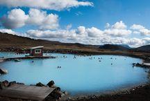 Blue lagune Iceland