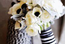 b+w wedding / partying monochrome style / by Amber Gwynne
