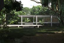 Mies van der Rohe / The Farnsworth House