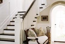 Indoor stair ideas