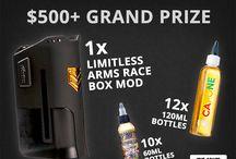 Limitless Arms Race Box