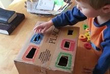 Preschool for Corbin / by Mindy Henke
