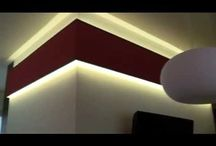 LED lighting wall