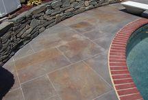 Porch/Patio floors