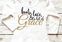 Gracie shirt ideas