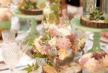 Table Setting and intimate gatherings