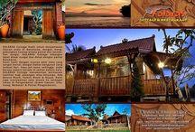 Brosur Kalaras Cottage Batukaras / Brosur Kalaras Cottage & Restaurant - Batukaras, Cijulang Pangandaran