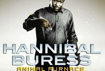 Hannibal Burres: ANIMAL FURNACE / Hannibal Burres' one-hour comedy special 'Animal Furnace' premiered on 5/20/12 @ 11pm on #ComedyCentral and is now available online for digital download.
