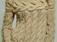 sweteres tejidos