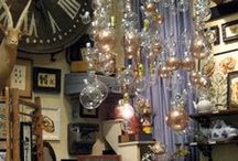Living at Anthropologie