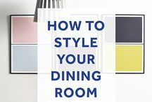 Interior Tips - Dining Room Styling