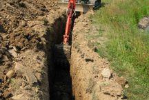 Pond Leak Repairs / Techniques for leaking pond/reservoir repair