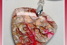 Polymer clay art inspirations and jewelry