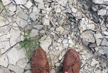 THE WORLD AT MY FEET / The world at my feet